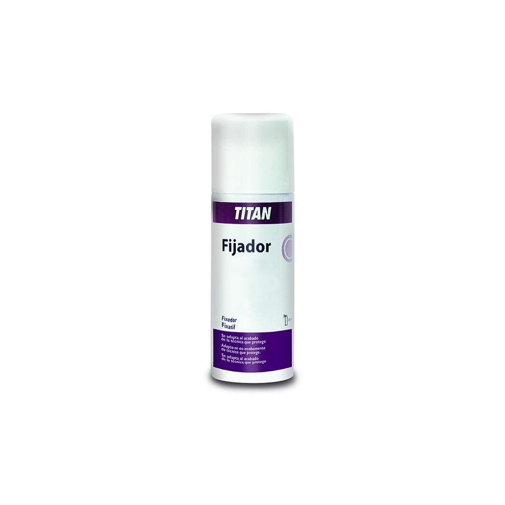 Spray Fijador Titan