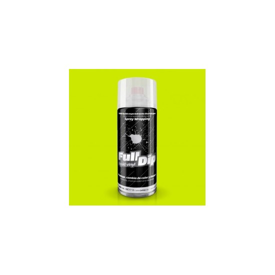 SPRAY VINILO LIQUIDO FLUOR FULL DIP
