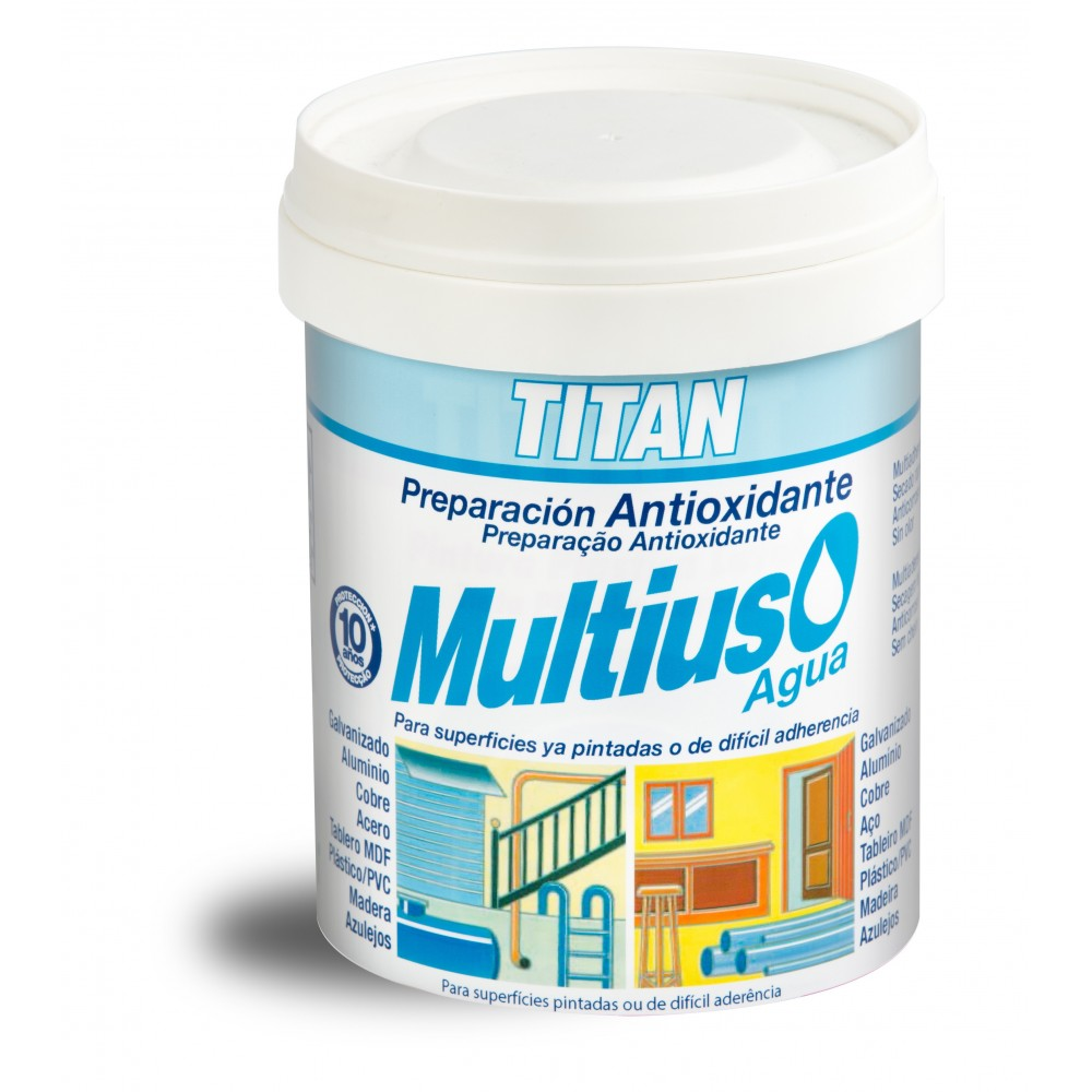 PREPARACION MULTIUSOS AL AGUA TITAN