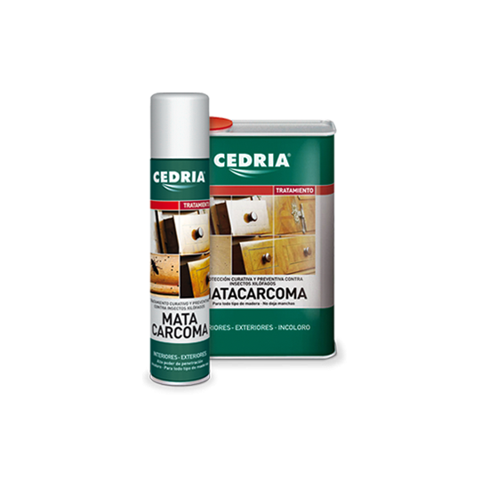 SPRAY CEDRIA MATACARCOMAS