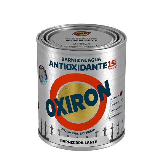OXIRON LISO AL AGUA BRILLANTE