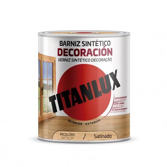 BARNIZ SINTETICO TITANLUX...