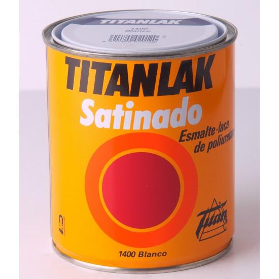 TITANLAK - Esmalte laca poliuretano