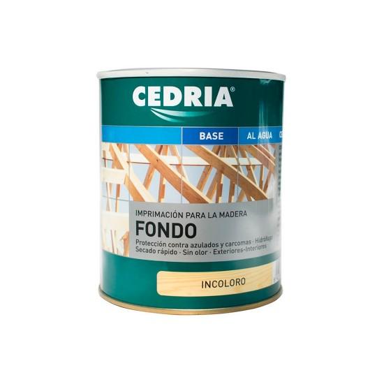 CEDRIA FONDO. Bloqueador de taninos