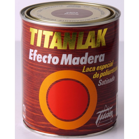 TITANLAK ESMALTE EFECTO MADERA
