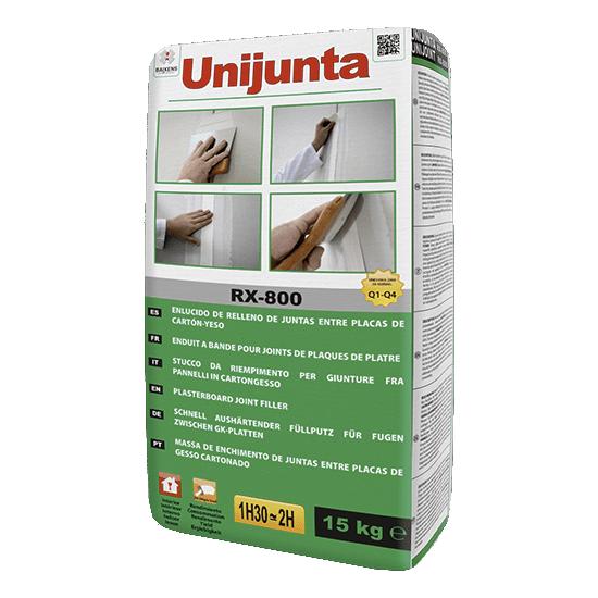 UNIJUNTA 1h30´- 2h RX-800