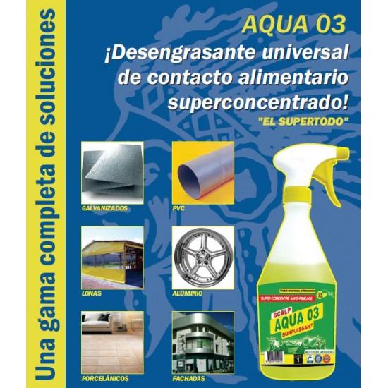DETERGENTE CONCENTRADO AQUA 03