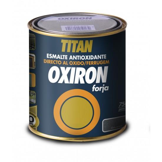 OXIRON FORJA. Esmalte anticorrosivo metálico