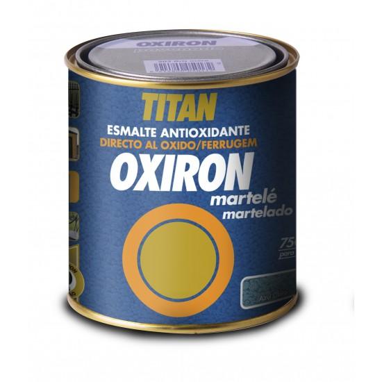 OXIRÓN MARTELÉ. Esmalte antióxido