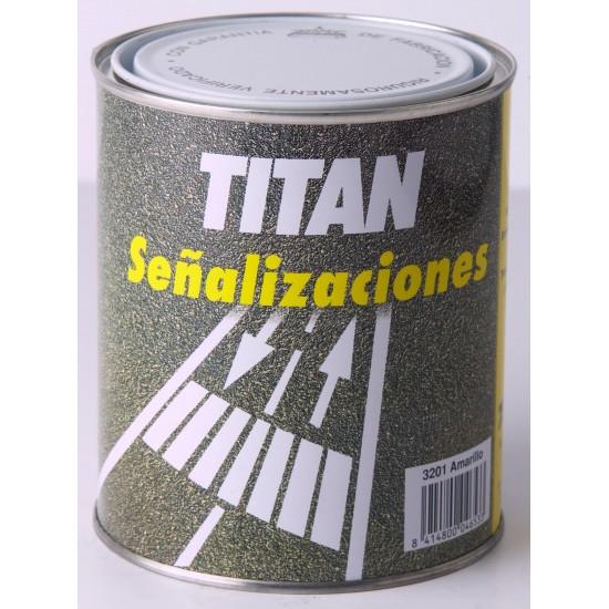 Pintura titan señalizaciones