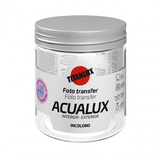 Foto transfer acualux