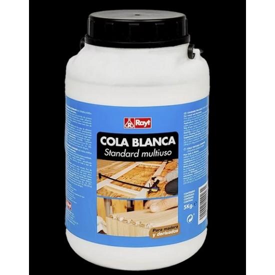 Cola blanca standard
