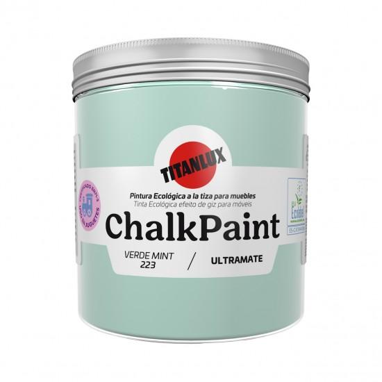 Chalk paint titanlux ultramate