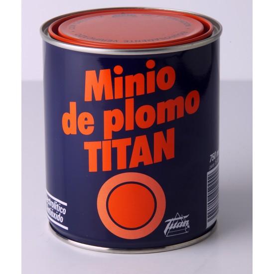 MINIO DE PLOMO ELECTROLÍTICO TITAN