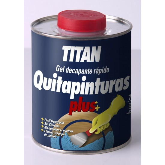 TITAN QUITAPINTURAS PLUS