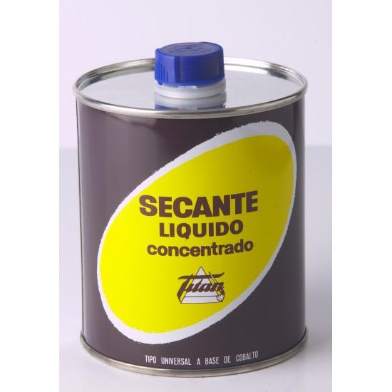 SECANTE LÍQUIDO CONCENTRADO TITAN