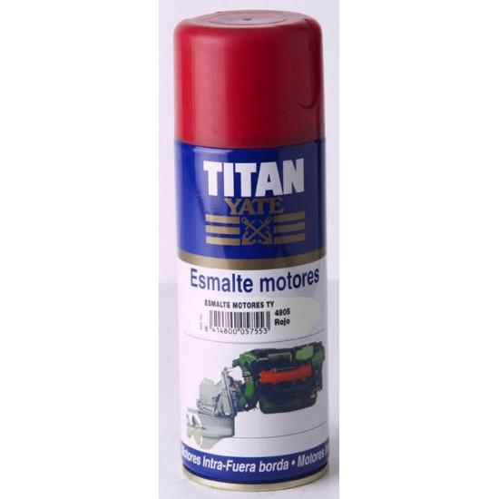 ESMALTE MOTORES. Spray