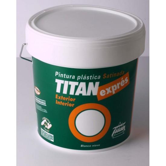 TITAN EXPRES. Satinada