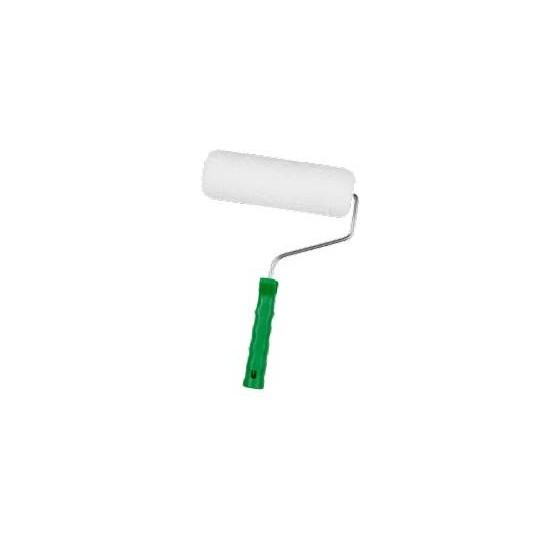 Rodillo microfibra blanca Round S/50
