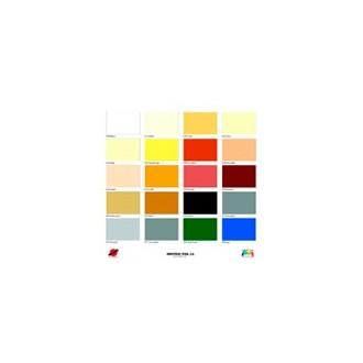Comprar cartas de colores de pintura online