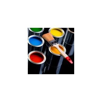 Esmaltes y pinturas al disolvente