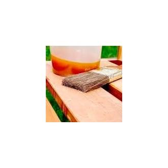 Tratamientos protectores y decorativos para madera