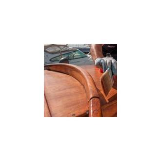 Barnices y protectores náuticos para madera