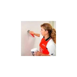 Emplastes y masillas en pasta para su uso en interior