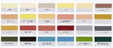 Carta colores Crepi